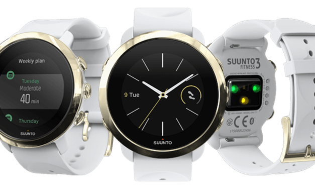 Suunto Announces Suunto 3 Fitness a Smart Fitness Watch with Adaptive Training Guidance