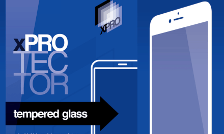 xPRO Tempered Glass Screen Protector for iPhone 7 & 8 Review
