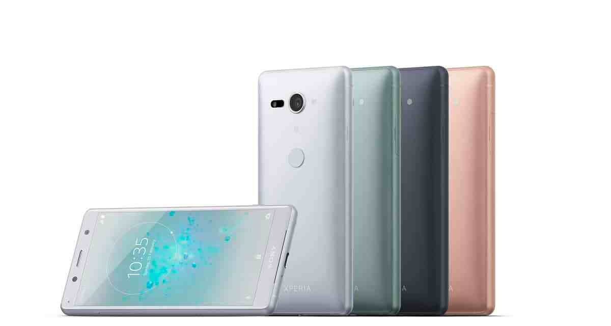Sony Xperia XZ2 and XZ2 Compact Announcement & First Impressions at #MWC18