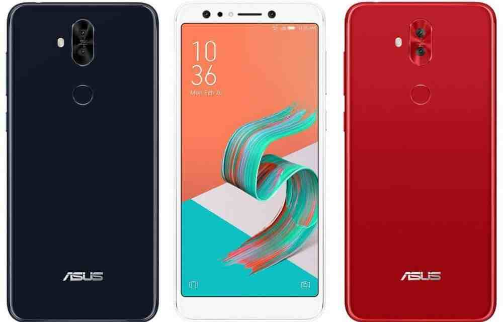 Asus ZenFone 5 Lite Leaked before MWC has 4 Cameras.