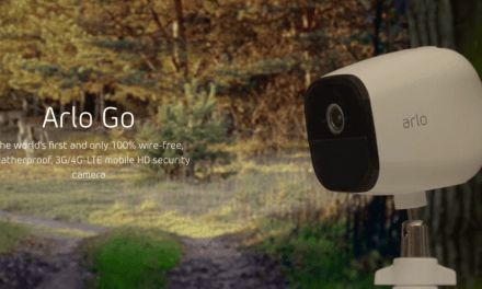 Netgear Arlo Go / V-Camera by Vodafone Review