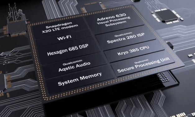 Qualcomm Snapdragon 845 benchmark results look good