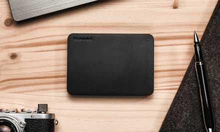 Toshiba Canvio Basics 2TB (2018) Review: HDTC920EK3AA