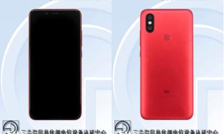 Xiaomi Mi A2 / Mi 6X revealed: 5.99-inch display 2,910 mAh battery and dual cameras