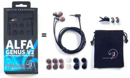 Rock Jaw Alfa Genus V2 Earphone Review