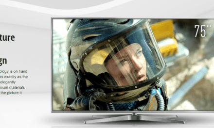 2018 Panasonic LCD TVs Pricing – 55FX750B is £ 1,270 – 65FX750B is £1,950