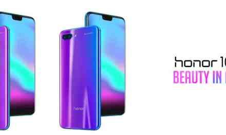 Honor 10 Announced : Beauty In AI