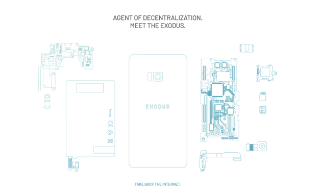 HTC Is Making a Blockchain Phone
