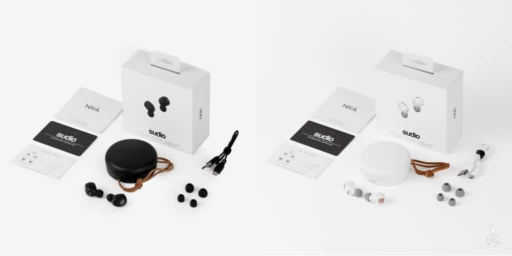 Sudio NIVÅ Review – Truly Wireless Earphones for £89