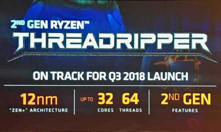AMD Ryzen Threadripper 2nd Gen 2990X 32-core CPU specification leaks with base 3.0GHz & boost 4.2GHz