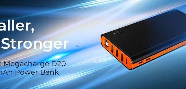Mini Review: EasyAcc 20000mAh Type C Power Bank