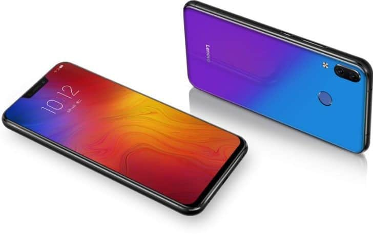 Lenovo Z5 almost identical to Asus Zenfone 5