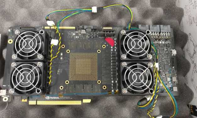 Nvidia graphics PCB leaks – Possible GTX 1180 or Quadro testbed