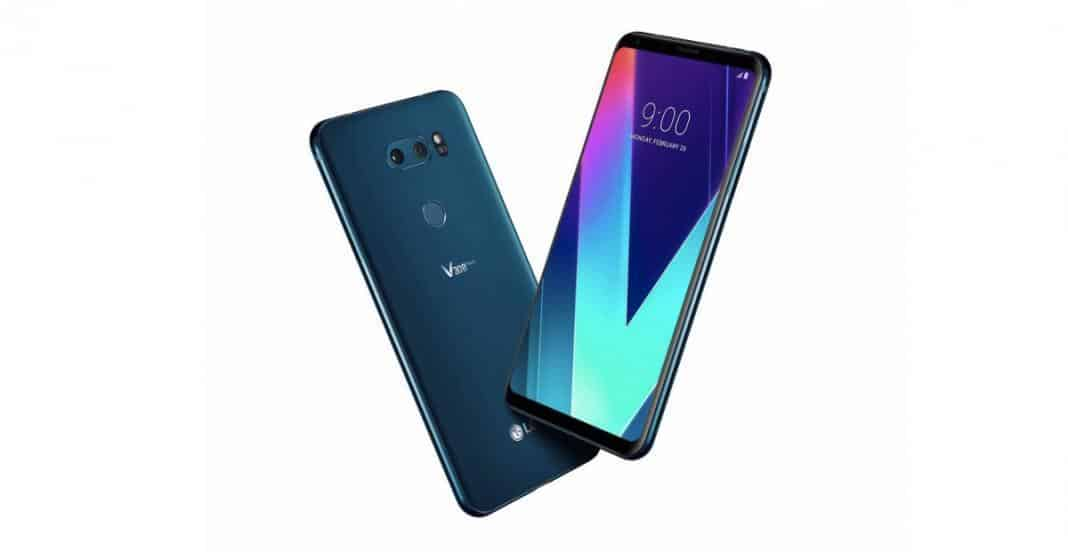 LG V40 ThinQ could have 5 cameras and face unlock