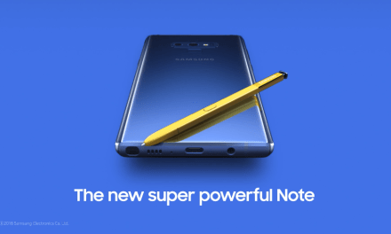 Samsung  Galaxy Note 9 Leaked via official video