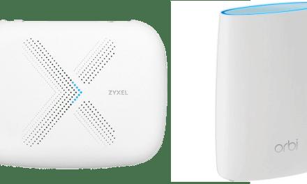 Zyxel Multy X Tri-Band WSQ50 vs Netgear Orbi RBK50 AC3000 Mesh Wi-Fi