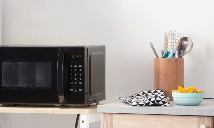 Alexa in everything: AmazonBasics Microwave & Amazon wall clock both feature Amazon Alexa