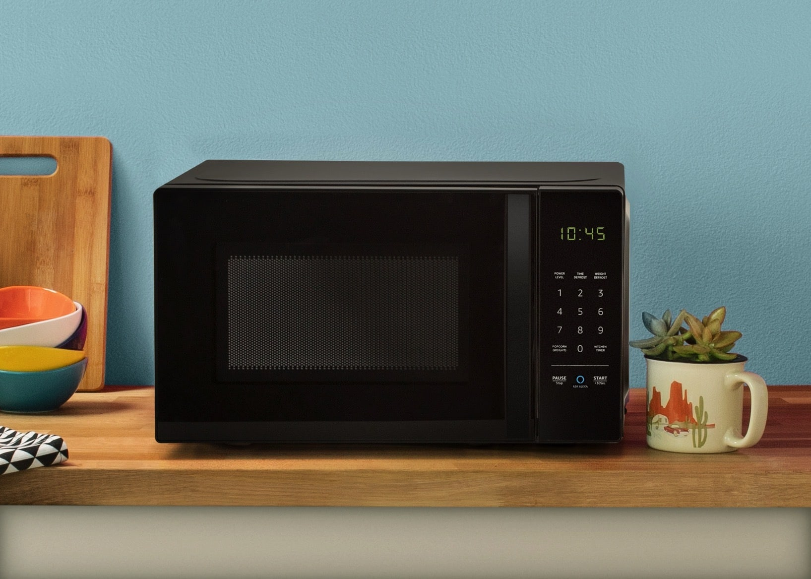 Amazon Pulls A WTF Move With Alexa Microwave And Echo Wall Clock