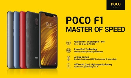 What are the best Xiaomi Pocophone F1 deals for UK buyers? Now £244 from GearBest – December Update