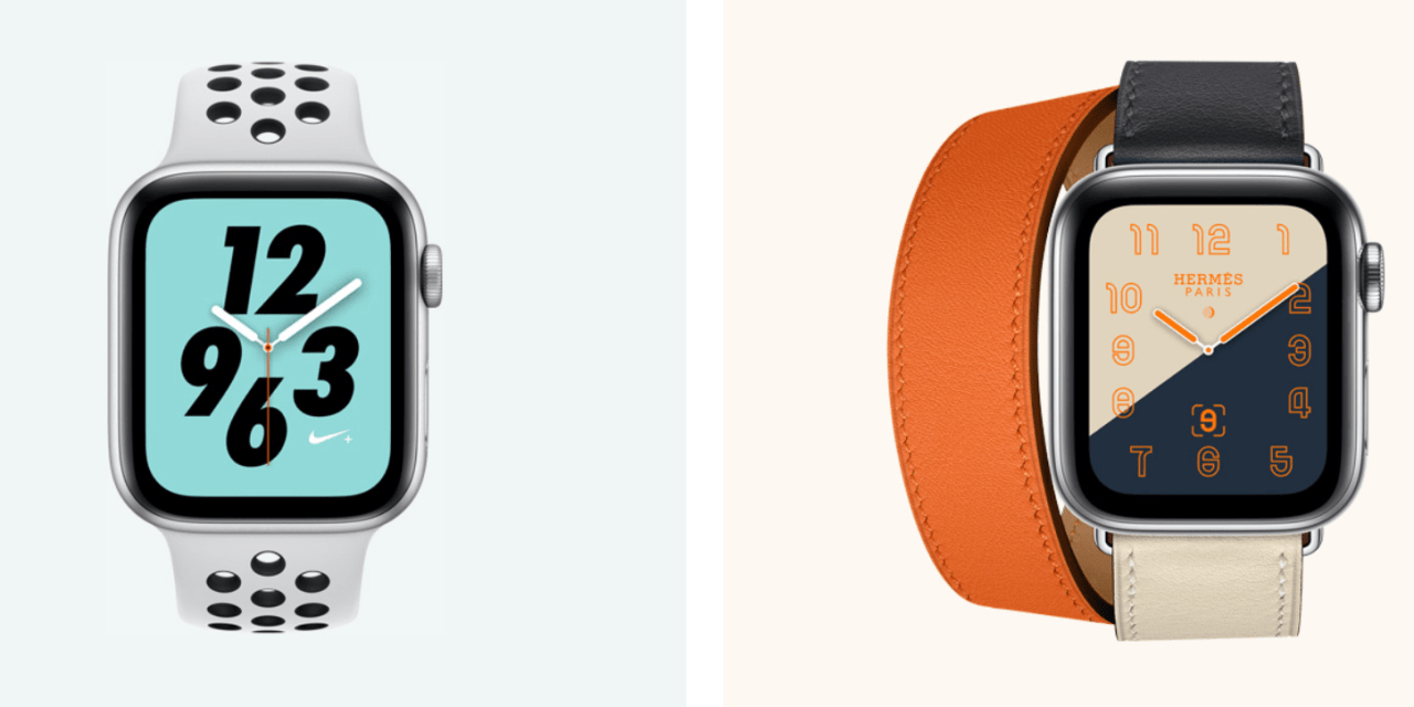 Apple Watch Series 4 launched with custom processor and improved HRM with ECG functions