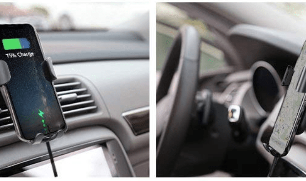 Baseus Wireless Car Charger Review – Air-vent QI fast wireless charging
