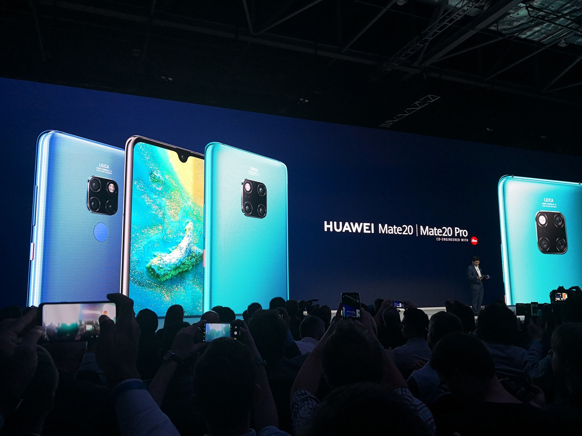 Huawei pins hopes for growth on Mate 20 Pro