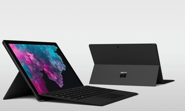 Microsoft Surface Pro 6 & Surface Laptop 2 Announced