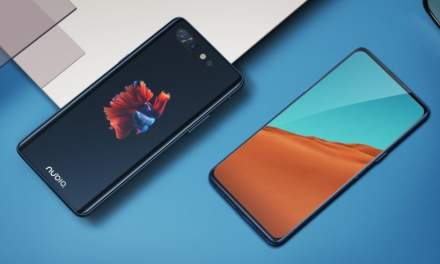 ZTE Nubia X: An unusual dual display phone with no notch or selfie camera