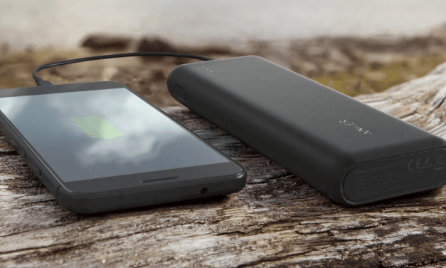 Anker PowerCore Speed 20100 mAh Powerbank with Power Delivery Review
