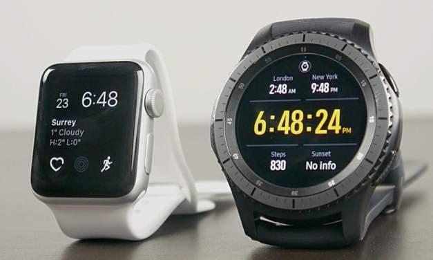 Apple Watch 3 vs Samsung Gear S3 vs Huawei Watch GT: The Mega Comparison