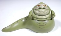 Jabba the hutt lego figure
