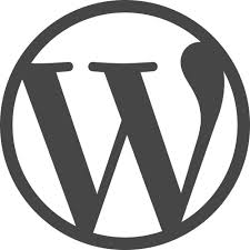WordPress websites are good for business - WordPress logo