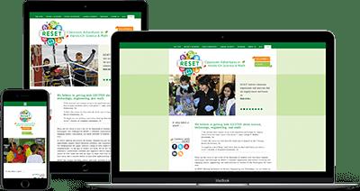 Reset STEM NonProfit – RESETonline.org