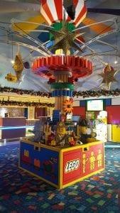 Legoland Hotel Windsor Reception Area