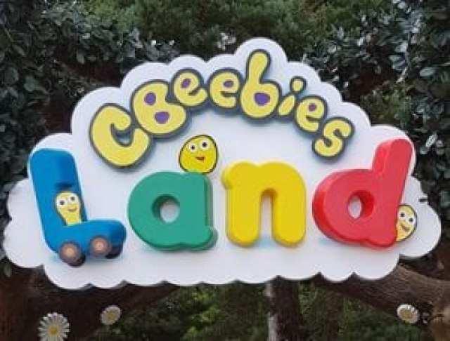 Cbeebies land