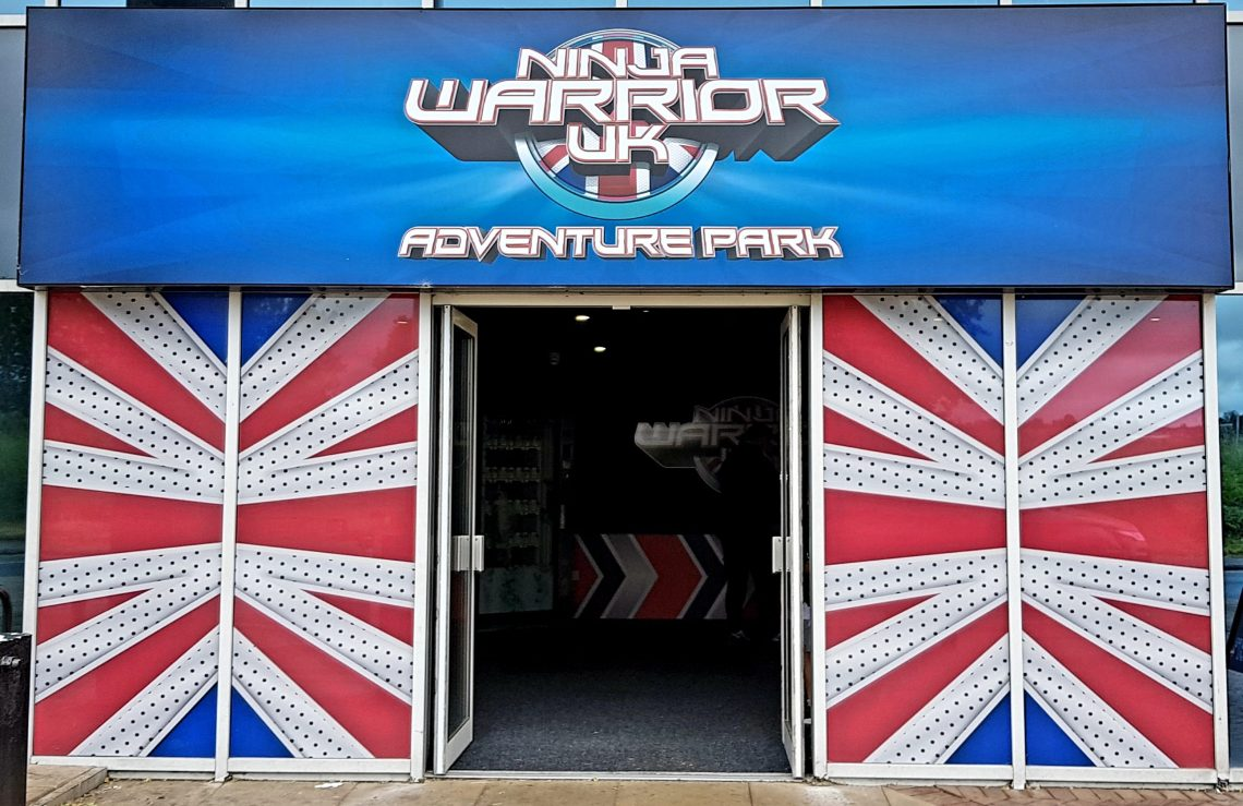 Ninja Warrior Wigan Review (Ninja Warrior UK) : Days Out With Kids