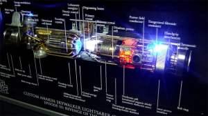 How Lightsabers Work  MightyMega
