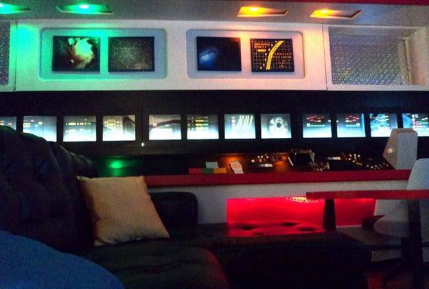 Girl Spends 30000 Creating a Star Trek Home  MightyMega