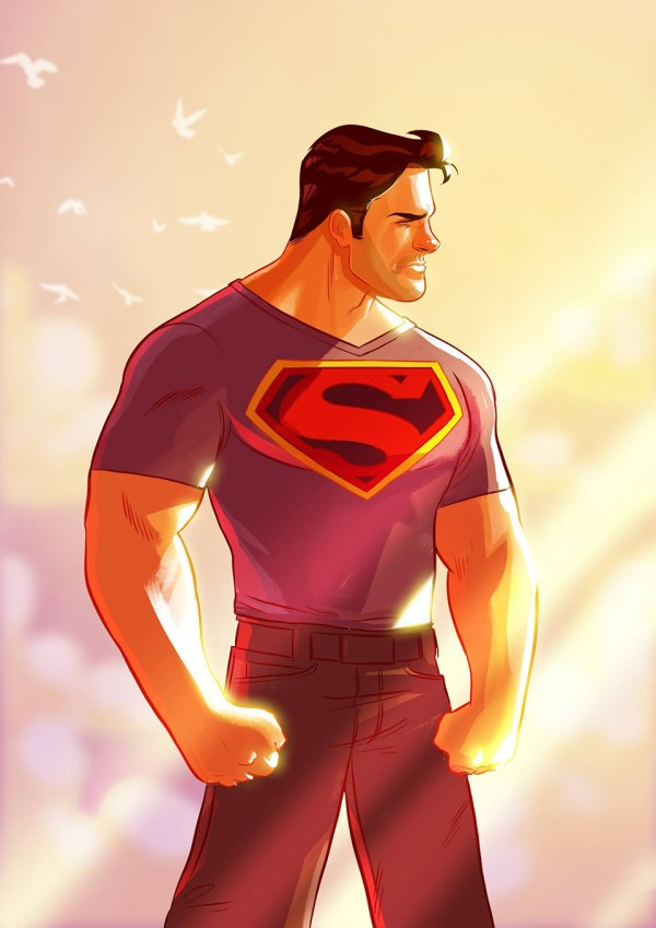 Batman Superman and Wonder Woman Fan Art