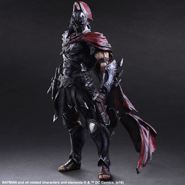 Play Arts Kai Batman Timeless Sparta - Mightymega