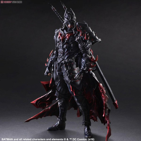Play Arts Kai Batman Timeless Bushido Action Figure