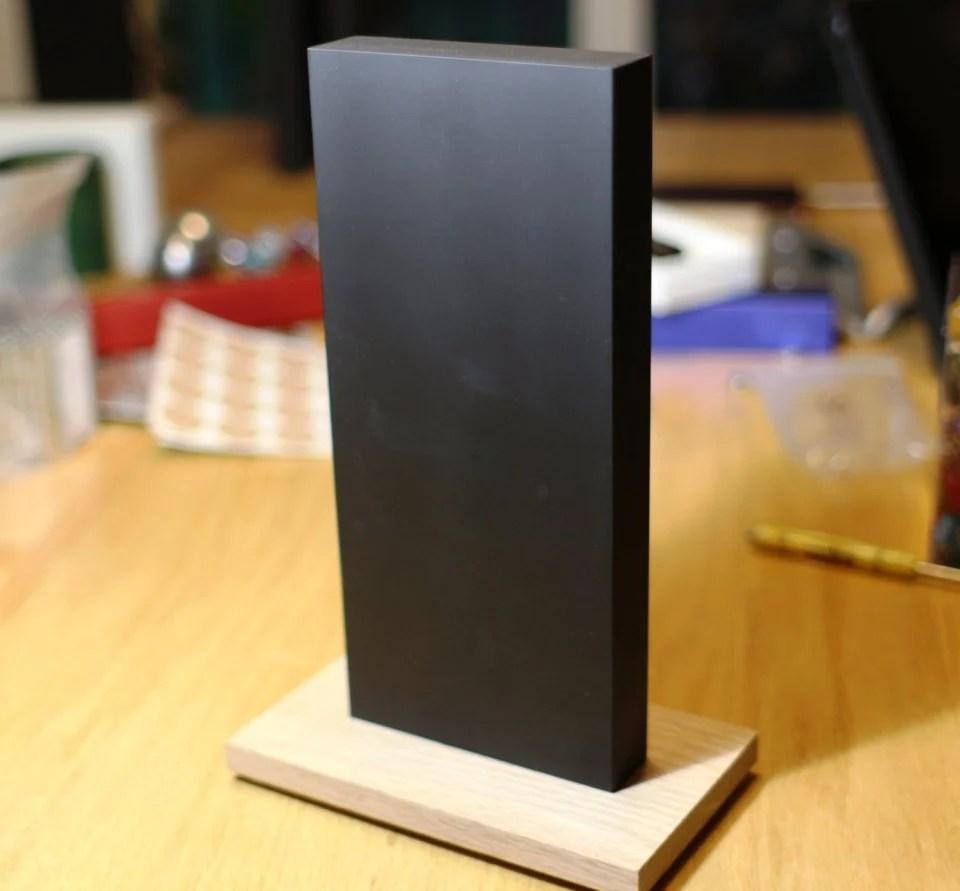 Miniature 2001 Monolith  MightyMega