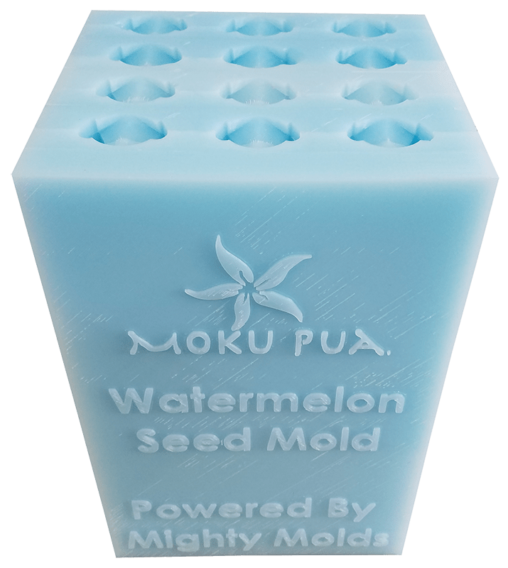 VIDEO: Custom Watermelon Seed Mold for the Moku Pua Company