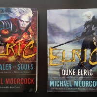 Book Haul: Elric: The Stealer of Souls and Duke Elric by Michael Moorcock
