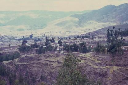 Cusco Below