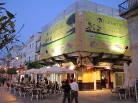 Barrameda corner