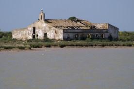 Donaña Cruise: Abandoned factory