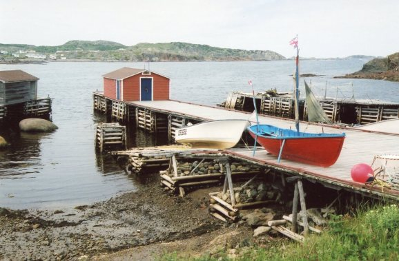 Melvin Horwood's Dock