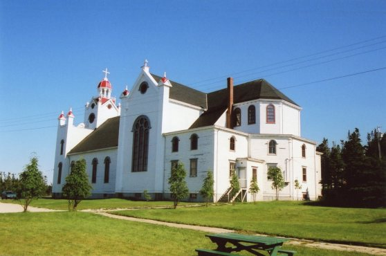 Our Lady of Mercy Church - 1925 - Port Au Port