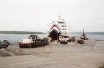 St. Barbe ferry to Blanc-Sablon